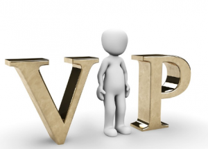 Are YOU a Part of Our VIP Club?