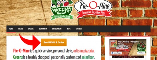 Wait? You can order pizza online now?