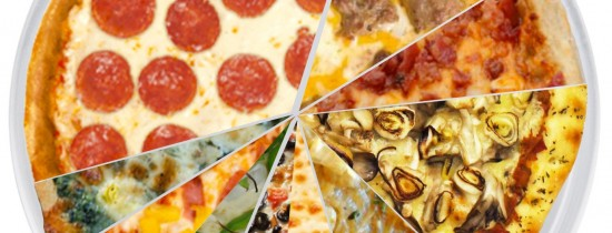 Top Ten Most Popular Pizza Toppings