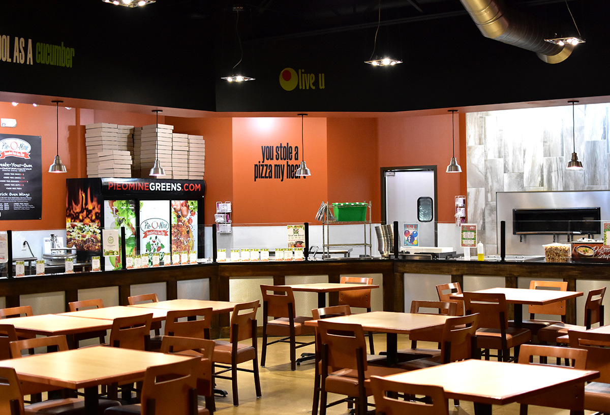3 Reasons To Open a Pie-O-Mine/Greens Franchise